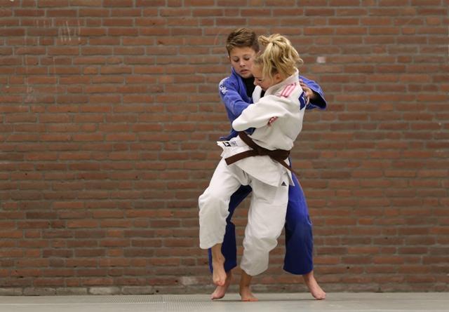 Judo als wedstrijdsport