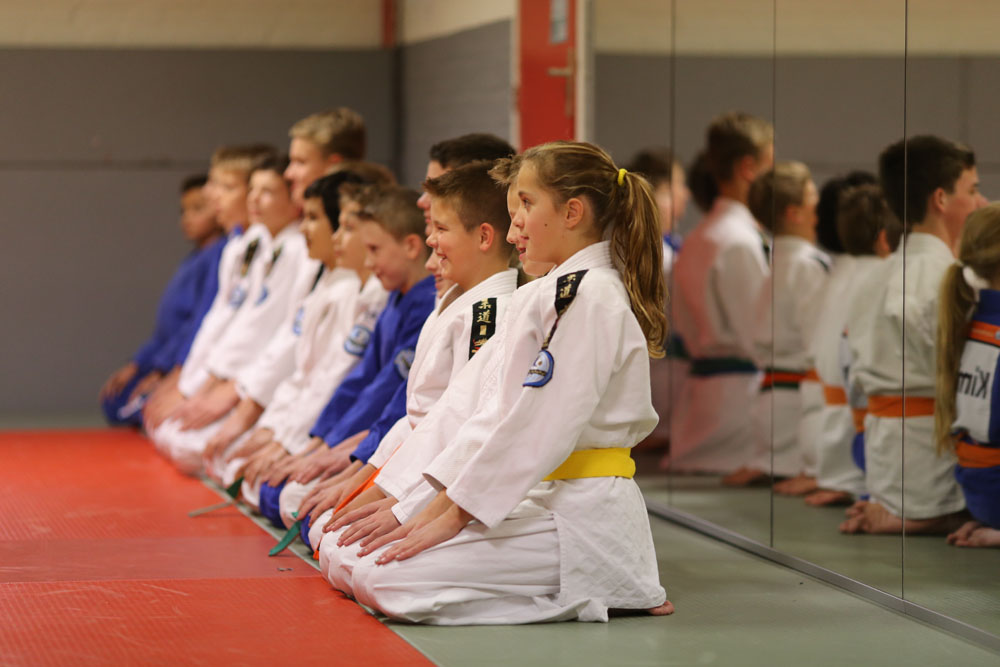 Judo de ideale sport voor de jeugd